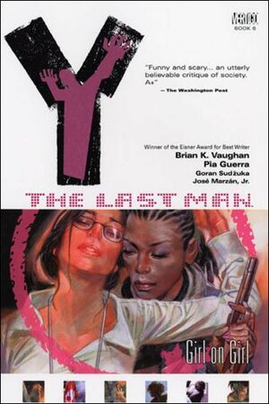 Cover for Y: The Last Man (Collections) #6