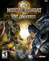 Mortal Kombat vs. DC Universe Cover Art