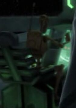 Unidentified B1 battle droid 6 (Kamino)
