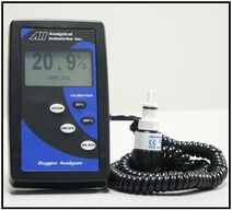AII-2000 A Oxygen Analyzer