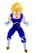 Vegeta super saiyajin 2