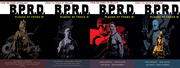 BPRD Plague of Frogs Omnibuses