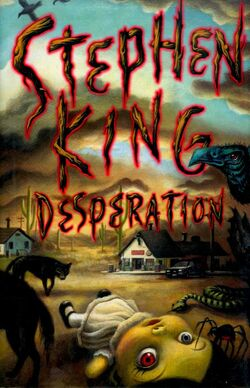 Stephen King's Desperation novel
