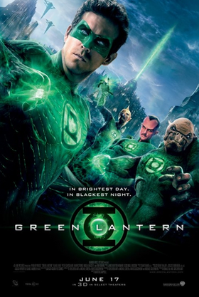 Green Lantern poster 04