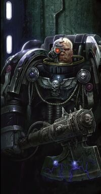 Deathwatch Watch Commander