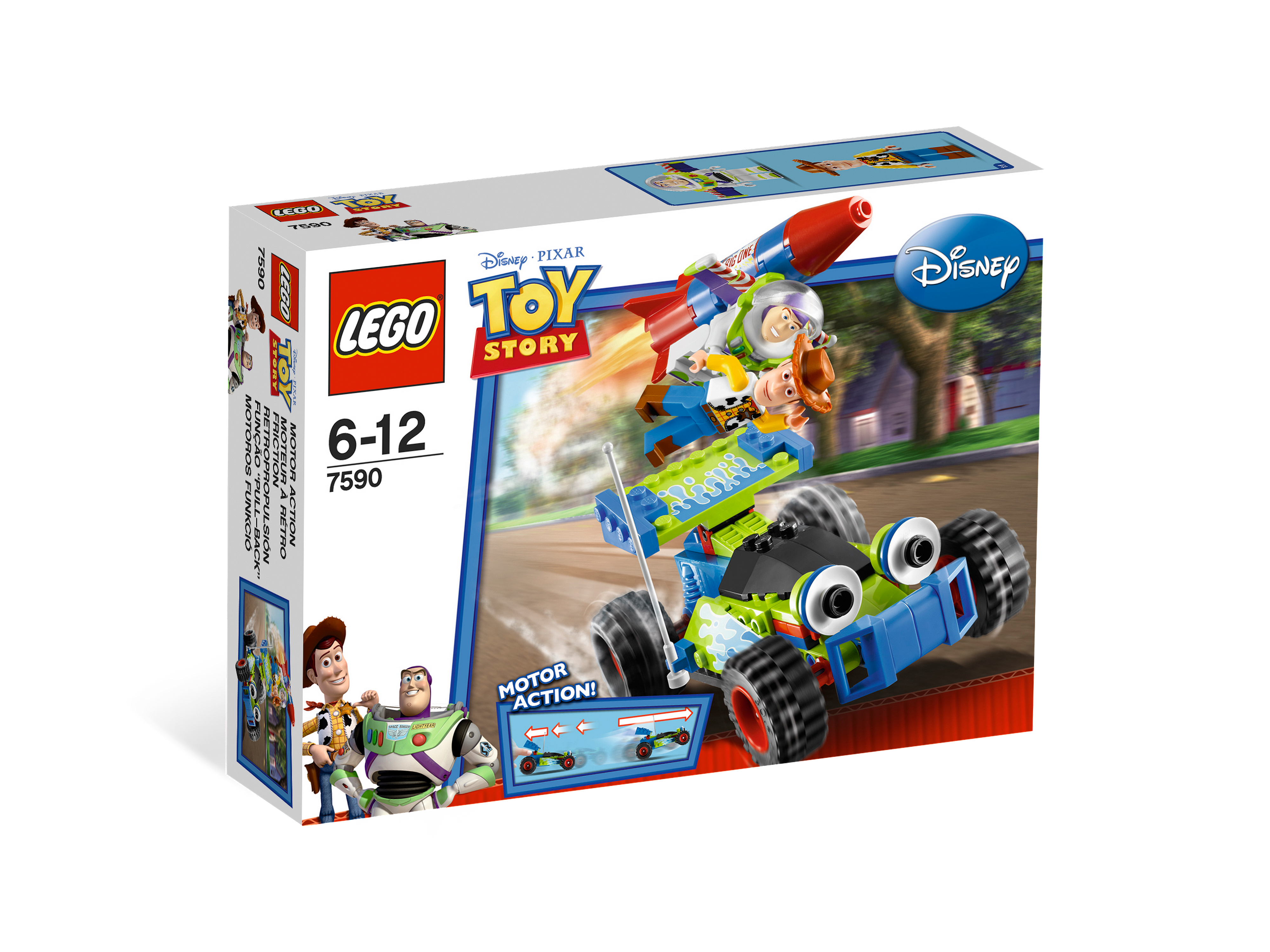 Toy Story Games Woody To The Rescue : Woody and buzz to the rescue brickipedia lego wiki