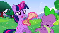 Twilight is that all? S2E25