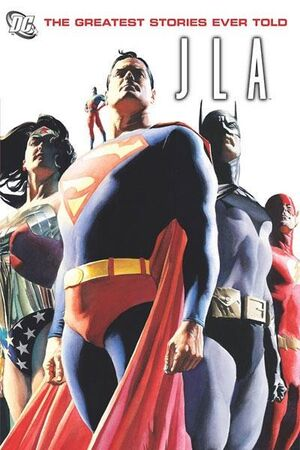 Cover for JLA: The Greatest Stories Ever Told #1