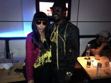Nicki and Beenie Man