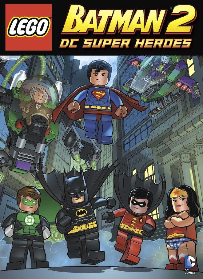 Lego batman 2 dc super heroes comic book brickipedia the lego wiki