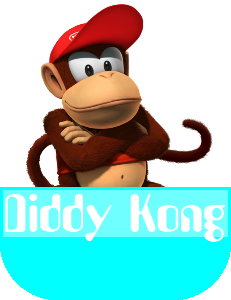 Diddy Kong MR
