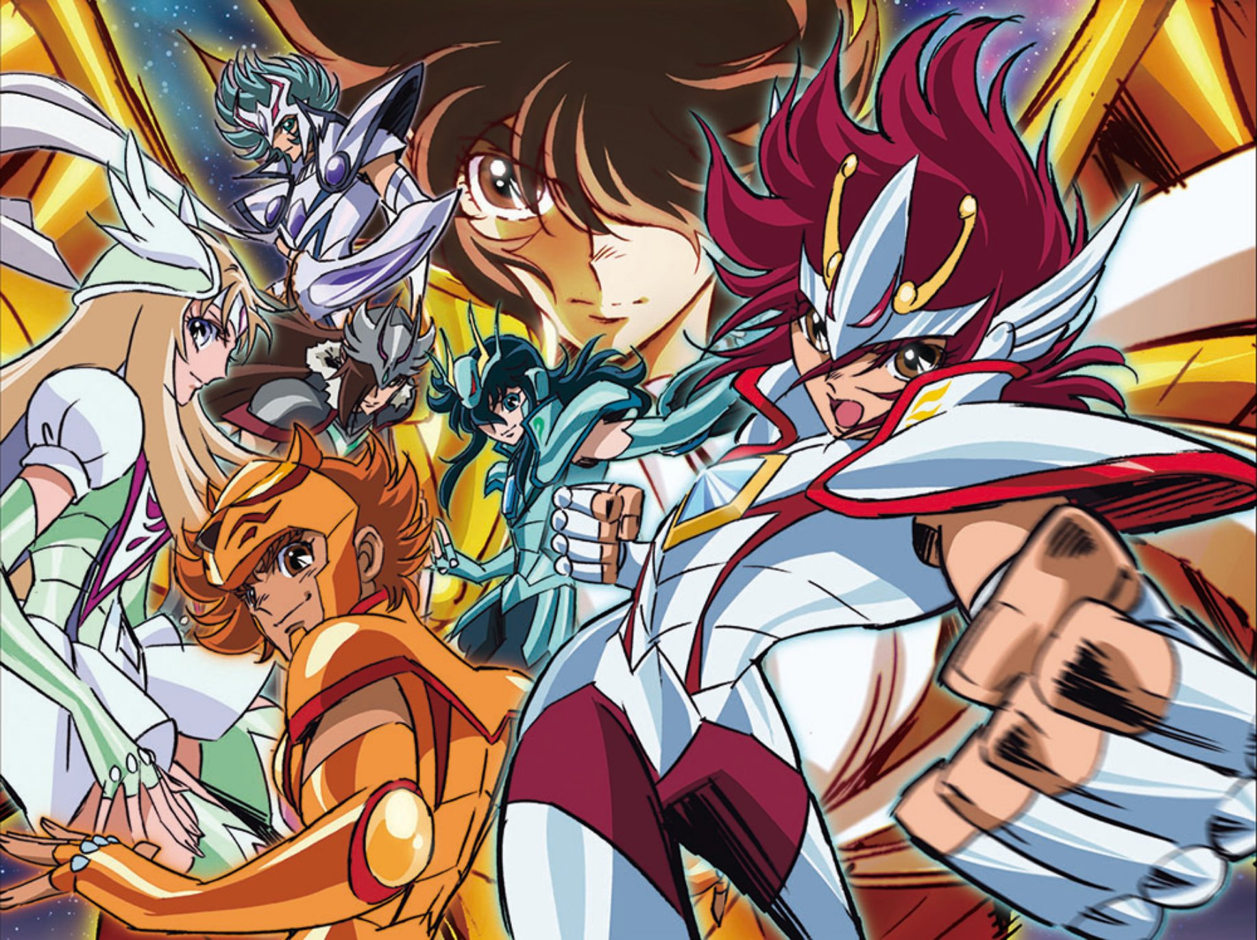Nueva Temporada Saint Seiya Omega