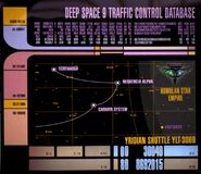 Neutral Zone map, Birthright II