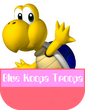 Blue Koopa Troopa MR
