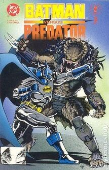 Batman Versus Predator Volume 3