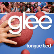 Glee - tongue tied