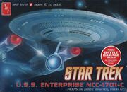 AMT Model kit 721 USS Enterprise-C 2012