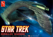 AMT Model kit AMT753 Romulan Warbird 2012