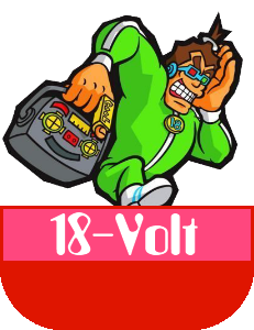 18-Volt MR