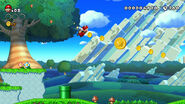 New Super Mario Bros. U screenshot 1