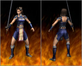 Edit Female Outfit (DW4)