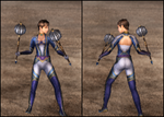 Edit Female Outfit - Combat Dress (DW5)