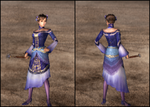 Edit Female Outfit - Regal Dress (DW5)