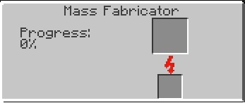 MassFabrication GUI