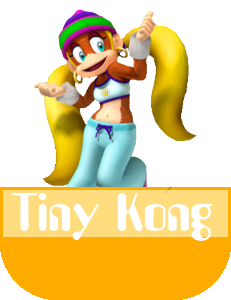 Tiny Kong MR