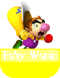 Baby Wario MR