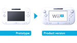 Prototype to Final Wii U GamePad