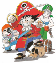 PirateGoku
