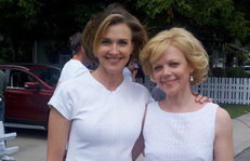Emily Bergl &amp; Brenda Strong