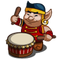 Boat Drum Gnome-icon