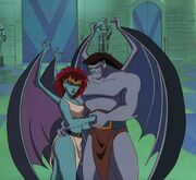 Goliath and Demona