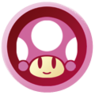 Toadetteemblem