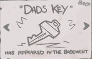Dads key