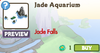 Jade Aquarium Market Info (June 2012)