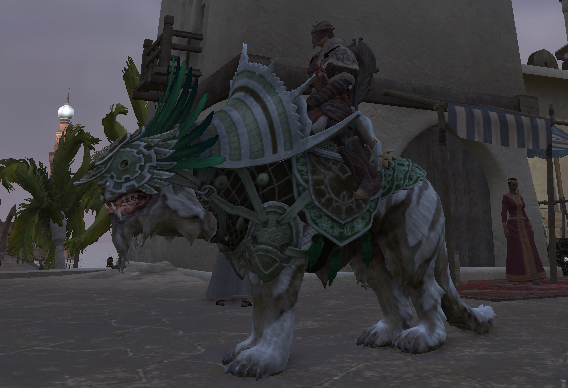 Imperial Greensteel Slaughter Steed