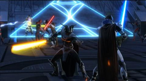 Star Wars The Old Republic (VG) (2012) - E3 2012 trailer