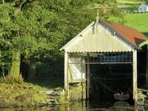 Swallow's boatshed