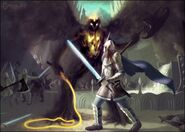 LOTR Ecthelion and Gothmog