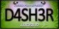 WorldLicensePlateD4SH3R