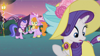 Rarity uhh S2E9