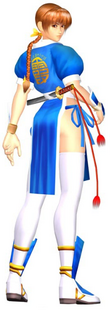 DOA2 Kasumi Render