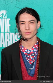 Ezra Miller as Royce
