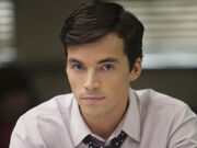 Ian Harding as Ashton