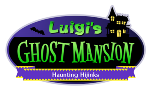 Nintendo Land - Luigi&#39;s Ghost Mansion logo