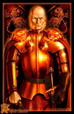 Tywin Lannister by Amoka