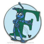F Flik Pin